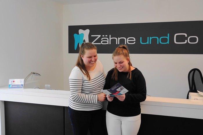 Zähne und Co Empfang | Zahnarzt Augsburg